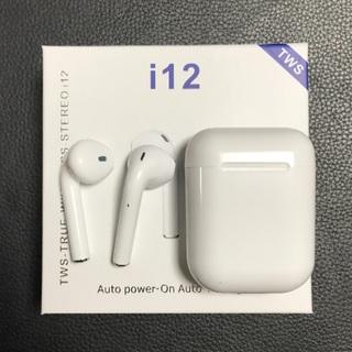 iPhone - ワイヤレスイヤホン iPhone イヤホン TWS-i12 bluetooth