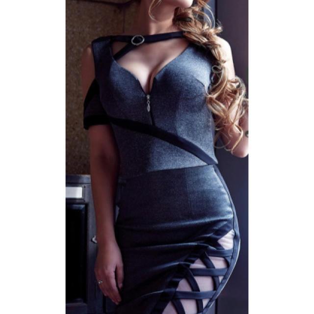 Andy(アンディ)の【Andy GLAMOROUS/アンディグラマラス】美品!セットアップドレス レディースのフォーマル/ドレス(ナイトドレス)の商品写真
