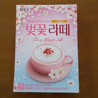 KALDI - 韓国 さくらラテ 9本