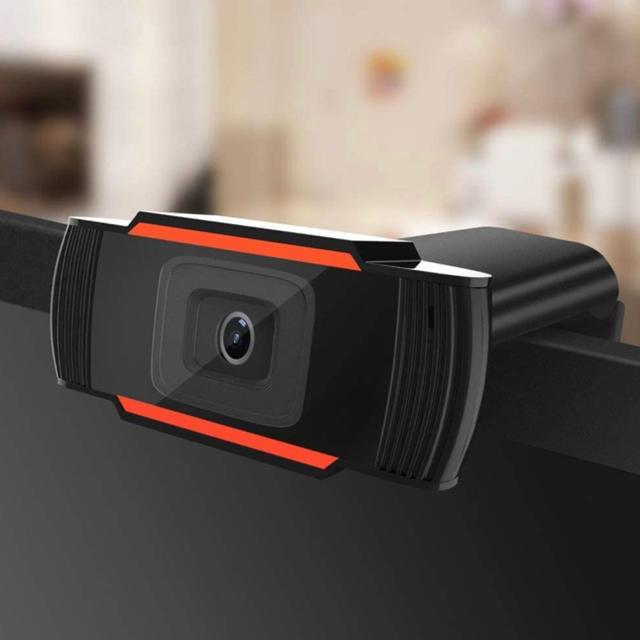 ★新品未使用品★ウェブカメラ マイク内蔵 高画質 スマホ/家電/カメラのPC/タブレット(PC周辺機器)の商品写真
