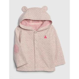 babyGAP - 新品 babyGAP ブラナンベア パッチパーカースウェットシャツ 80