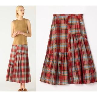 TOMORROWLAND - トゥモローランド マカフィー 2019SS ロングスカート