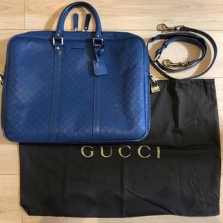 Gucci - GUCCIビジネスバック