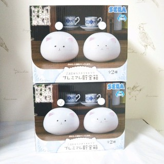 SEGA - 【コメント歓迎】【ラクマ最安値!全2種セット】貯金箱 ティッピー ごちうさ