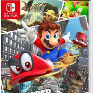 Nintendo Switch - ニンテンドースイッチ スーパーマリオオデッセイ