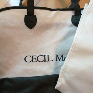 CECIL McBEE - セシルマクビー バックセット バッグ