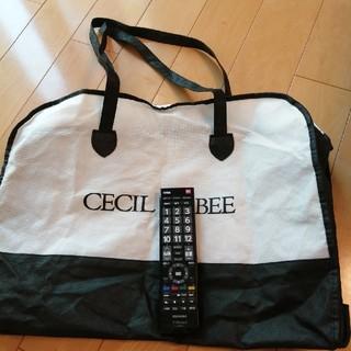 CECIL McBEE - セシルマクビー 大きめ バッグ エコバッグ