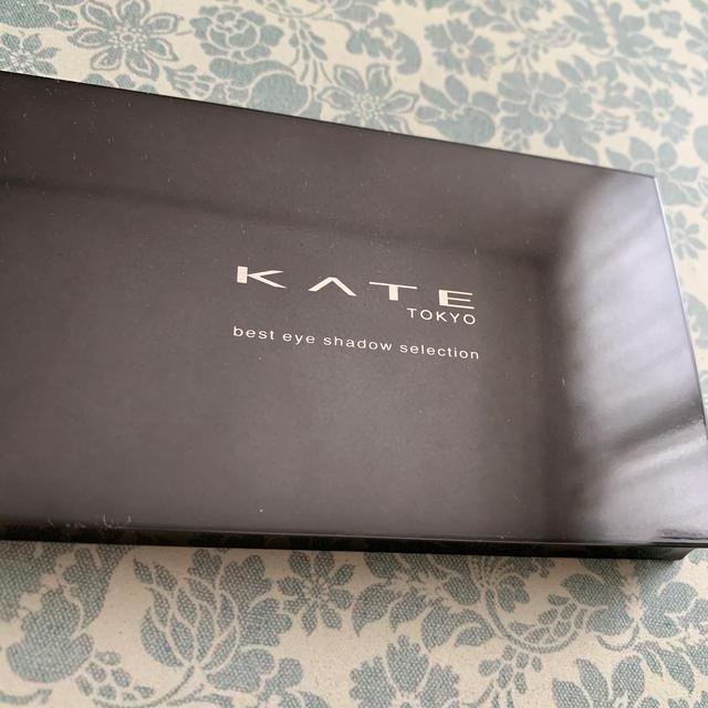 KATE(ケイト)のケイト ベストアイシャドウセレクション コスメ/美容のベースメイク/化粧品(アイシャドウ)の商品写真