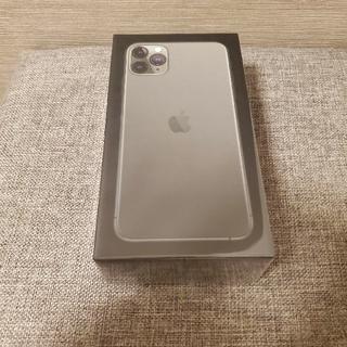 iPhone - 【新品】iPhone 11 Pro Max グリーン 256GB SIMフリー