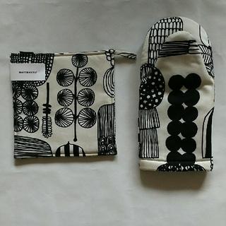 マリメッコ(marimekko)のmarimekko ポットホルダー(収納/キッチン雑貨)