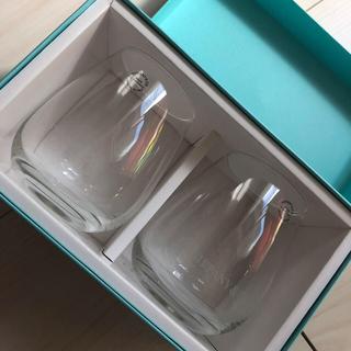 Tiffany & Co. - ティファニー グラス タンブラー