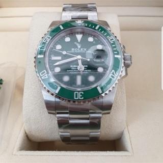 ROLEX - Rolex サブマリーナデイト 116610LV グリーン