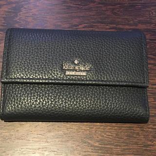 ケイトスペードニューヨーク(kate spade new york)のkate spade new yorkケイトスペード コインカードケース新品(財布)
