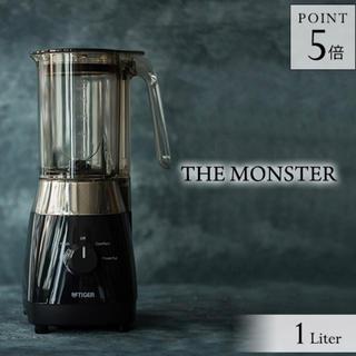 タイガー(TIGER)のタイガー魔法瓶 ミキサー SKT-N100K ブラック タイガー パワフル (調理機器)