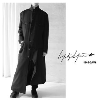 Yohji Yamamoto - ヨウジヤマモト 19aw ファスナージャケット