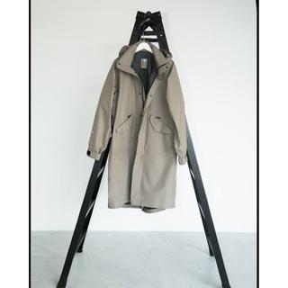 ハイク(HYKE)のthe north face×HYKE GTX military coat(ミリタリージャケット)