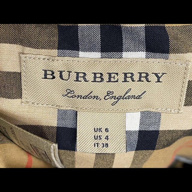 BURBERRY(バーバリー)の専用 バーバリー Burberry ノバチェック パンツ ビリー アイリッシュ  レディースのパンツ(カジュアルパンツ)の商品写真