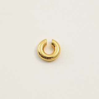 TODAYFUL - TODAYFUL Round Hoop Earcuff ゴールド