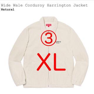 Supreme - XL Supreme Wide Wale Corduroy Jacket  ③