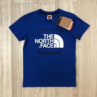 THE NORTH FACE - 【一点のみ】TNF ノースフェイス キッズ アウトライン ロゴT  160cm