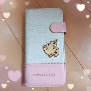 Disney - マリーちゃん iphoneケース