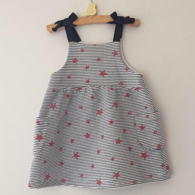 ZARA KIDS(ザラキッズ)のZARA 可愛いワンピース 2-3歳用 98センチ キッズ/ベビー/マタニティのキッズ服女の子用(90cm~)(ワンピース)の商品写真