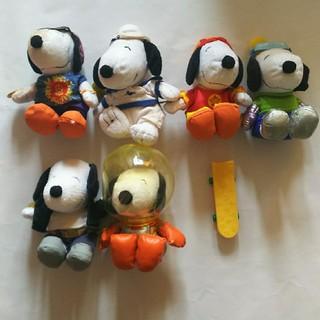 スヌーピー(SNOOPY)のスヌーピー人形(ぬいぐるみ/人形)