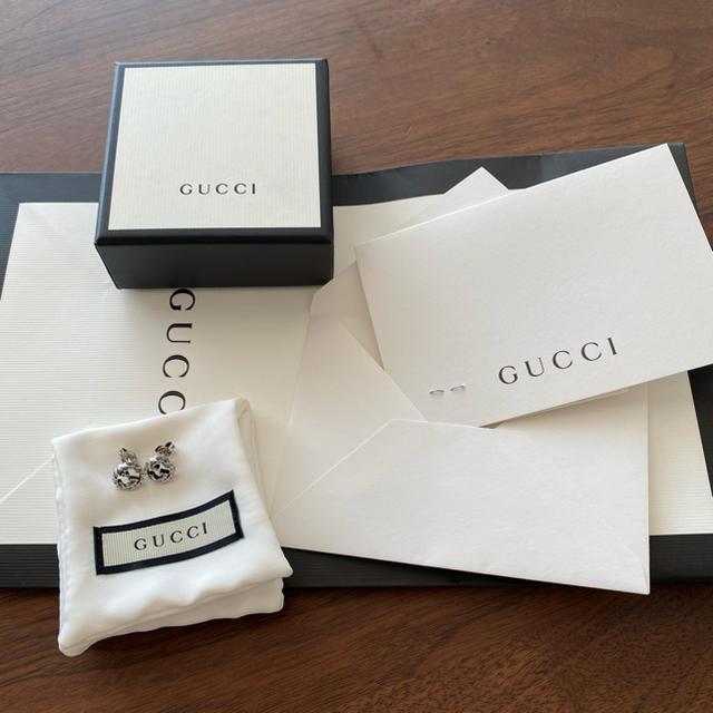 Gucci(グッチ)のGUCCI ピアス メンズのアクセサリー(ピアス(両耳用))の商品写真