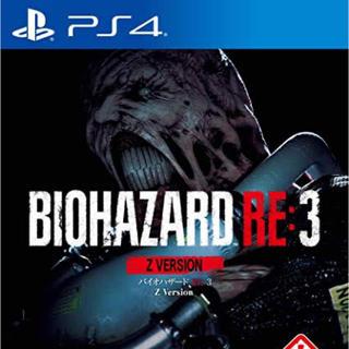 プレイステーション4(PlayStation4)のバイオハザード RE3 Z version PS4 (家庭用ゲームソフト)
