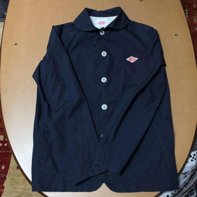 DANTON(ダントン)のDANTON  ジャケット ネイビー レディースのジャケット/アウター(その他)の商品写真