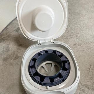 コンビ(combi)の強力防臭抗菌おむつポット ポイテック アドバンス(紙おむつ用ゴミ箱)