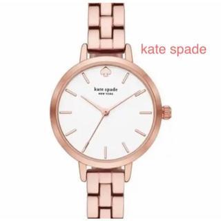 kate spade new york - ケイトスペード♠︎腕時計 ローズゴールド