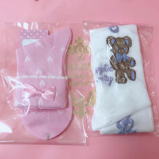 Angelic Pretty - angelic pretty ソックス 2点