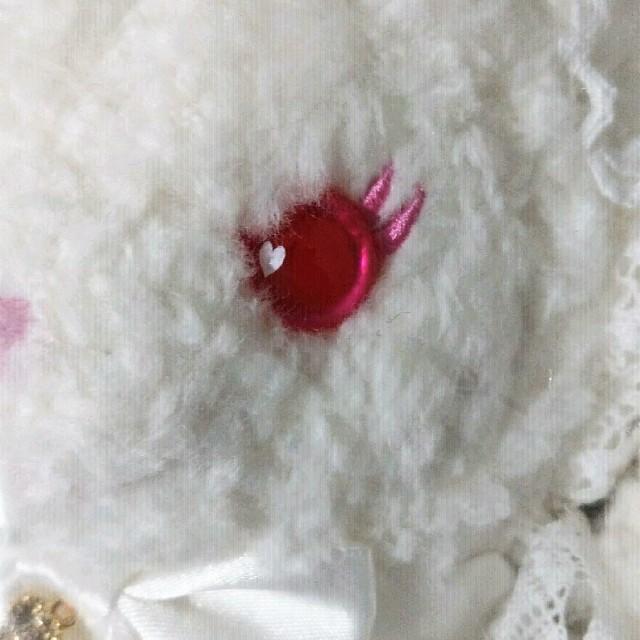 BABY,THE STARS SHINE BRIGHT(ベイビーザスターズシャインブライト)のBABY30周年 ウェディングくみゃちゃんポシェットセット エンタメ/ホビーのおもちゃ/ぬいぐるみ(ぬいぐるみ)の商品写真