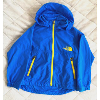 THE NORTH FACE - 中古 美品 ノースフェイス  コンパクトジャケット キッズ 110㎝