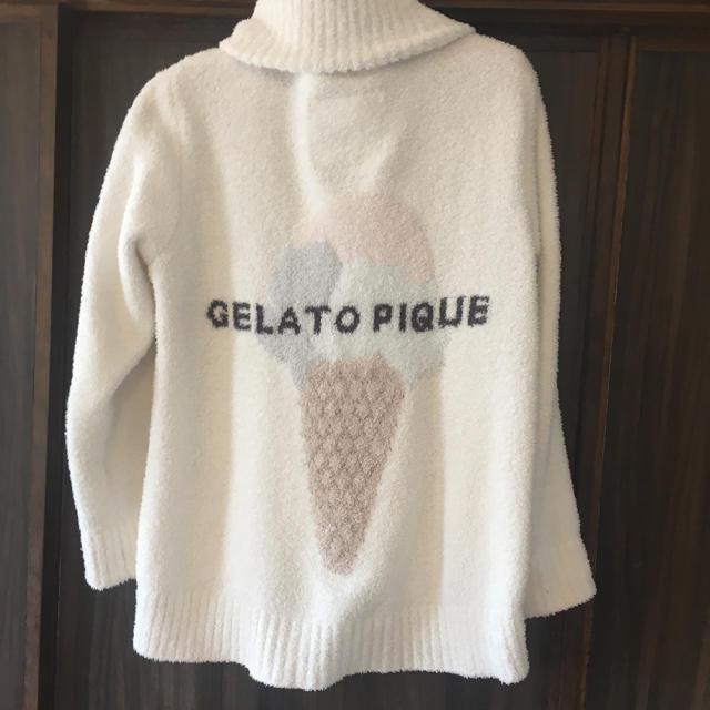 gelato pique(ジェラートピケ)のジェラートピケ カーディガン ルームウェア レディースのルームウェア/パジャマ(ルームウェア)の商品写真