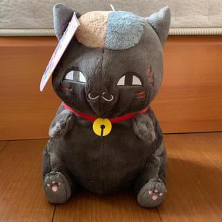 BANPRESTO - 夏目友人帳 黒ニャンコぬいぐるみ