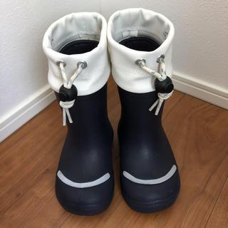 ムジルシリョウヒン(MUJI (無印良品))の無印良品 MUJI キッズレインシューズ 14-15(長靴/レインシューズ)