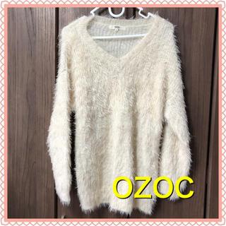オゾック(OZOC)の美品 OZOC オゾック   ニット M(ニット/セーター)
