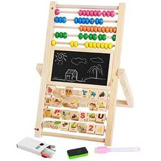 ACXYP 積み木  知育玩具  計算 英語勉強