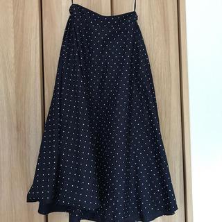 UNIQLO - ♡ユニクロ ドットスカート♡