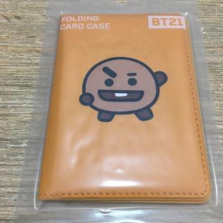 ボウダンショウネンダン(防弾少年団(BTS))のbt21 shooky カードケース(K-POP/アジア)