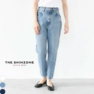 Shinzone - シンゾーン キャロットデニム 希少サイズPO