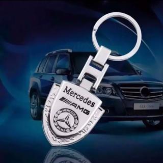 メルセデスベンツ Benz AMG ロゴ エンブレム キーホルダー