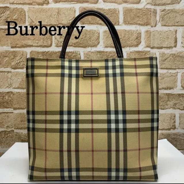 BURBERRY(バーバリー)のバーバリー トートバッグ 0035 レディースのバッグ(トートバッグ)の商品写真