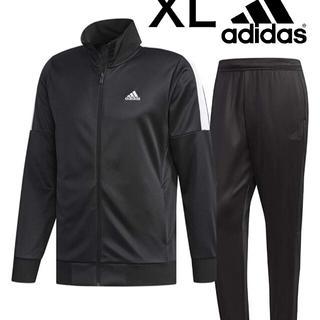 adidas - adidas アディダス ジャージ 上下セット セットアップ 黒