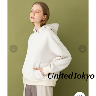 STUDIOUS - ☆美品☆ UnitedTokyo ユナイテッドトウキョウ エアログランドパーカー