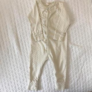 Caramel baby&child  - クインシーメイ Quincy Mae ロンパース 6-12M