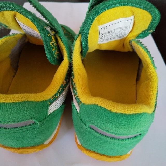 アシックス asics スニーカー 14 キッズ/ベビー/マタニティのベビー靴/シューズ(~14cm)(スニーカー)の商品写真