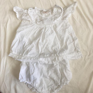ザラホーム(ZARA HOME)のZARA HOME ベビー服(ロンパース)